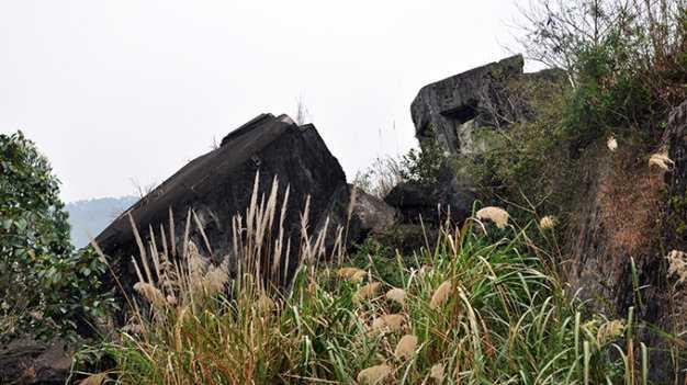 Pháo đài Đồng Đăng - nơi nhiều người bị sát hại bởi giặc Tàu