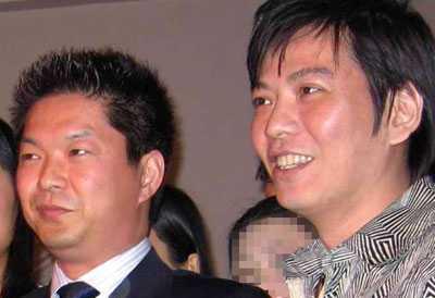 Stanley Elliot Tan (Trưởng văn phòng) và Pheng Kwok Ping Patrick (Trưởng phòng tài chính của Golden Rock) khi còn chung vai sát cánh ở Việt Nam.