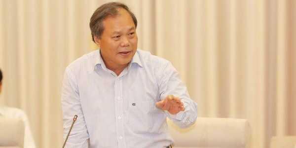 Ông Phan Trung Lý - Chủ nhiệm Ủy ban Pháp luật của Quốc hội
