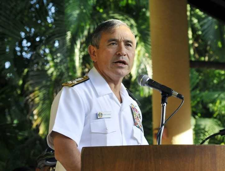 Đô đốc Harry Harris, Tư lệnh Bộ Chỉ huy Thái Bình Dương của Mỹ
