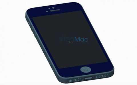 Hình ảnh thiết kế của chiếc ốp lưng dành cho iPhone 5se