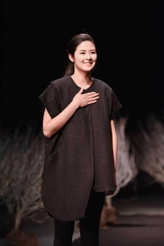 Ngọc Hân giới thiệu bộ sưu tập lấy cảm hứng từ kimono của Nhật Bản