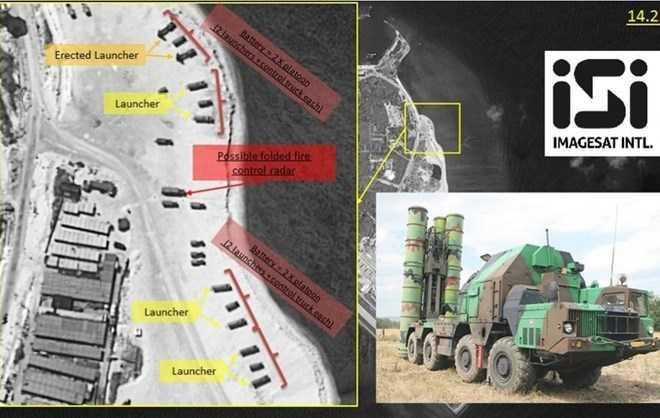 Trung Quốc đưa tên lửa ra đảo Phú Lâm, thuộc Hoàng Sa của Việt Nam
