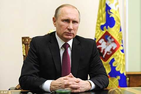 Chuyên gia cho rằng Putin là người đứng đằng sau thao túng tất cả
