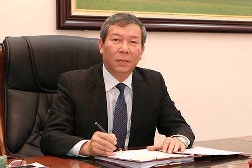 Ông Trần Ngọc Thành – Chủ tịch HĐTV VNR. Ảnh: Báo Giao thông