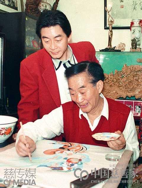 Hai cha con Lục Linh Đồng - Lục Tiểu Linh Đồng