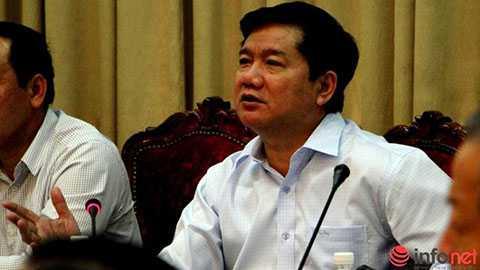 Bí thư Thành ủy TP HCM, Đinh La Thăng, Bộ GTVT, Đừng có cục bộ