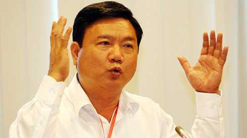 Bí thư TP.HCM Đinh La Thăng