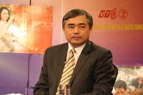 Thứ trưởng Nguyễn Minh Hồng