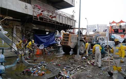 Một vụ tấn công bom liều chết do IS thực hiện