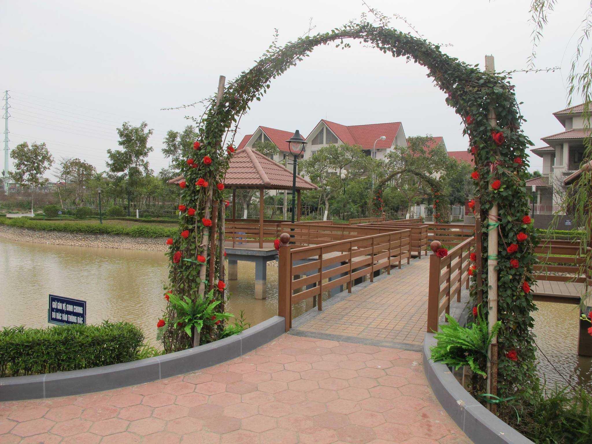 Khu đô thị mới An Hưng có diện tích 29,45ha