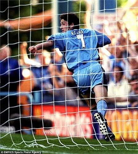 Robbie Keane ngốn của Coventry 6 triệu bảng nhưng ngay lập tức, anh giúp CLB mới có chiến thắng ở trận ra mắt. 1 năm sau, Inter phải bỏ số tiền lớn gấp đôi để chiêu mộ tiền đạo 19 tuổi này