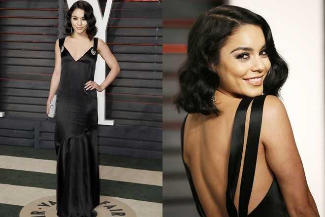 Dàn mỹ nhân Hollywood diện váy khoe thân ở tiệc hậu Oscar