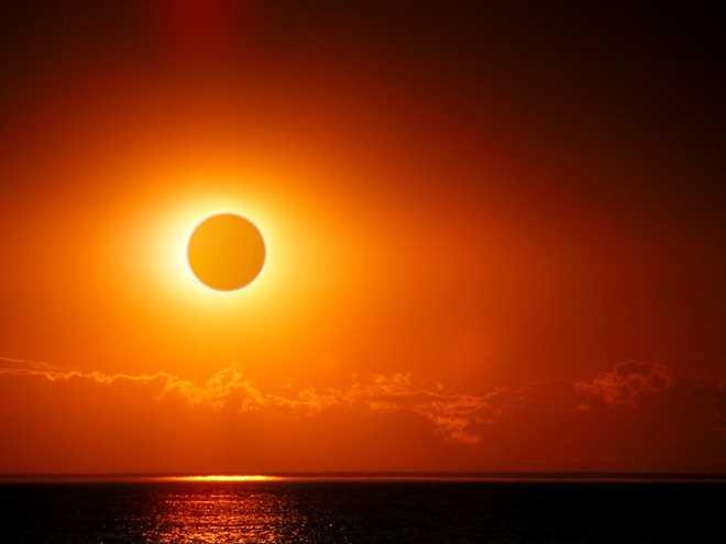 Hiện tượng nhật thực toàn phần sẽ xuất hiện trên bầu trời Indonesia vào ngày 9/3 tới
