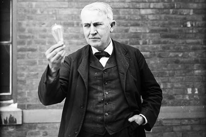 Nhà phát minh vĩ đại chưa tốt nghiệp tiểu học