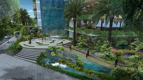 Bản hòa ca thiên nhiên mang tên EcoLife Capitol