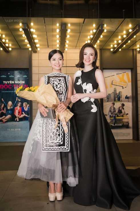 Angela Phương Trinh và Khánh Hiền.