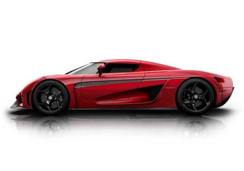 can canh sieu xe cua sieu xe 1 Siêu xe Koenigsegg Regera: đỉnh của đỉnh