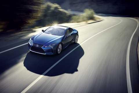 dong co hybrid kieu moi xuat hien tren lexus lc500h 2 Lexus cho động cơ hybrid mới xuất hiện trên LC500h