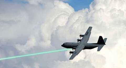 Các chiến đấu cơ tối tân sẽ được trang bị laser