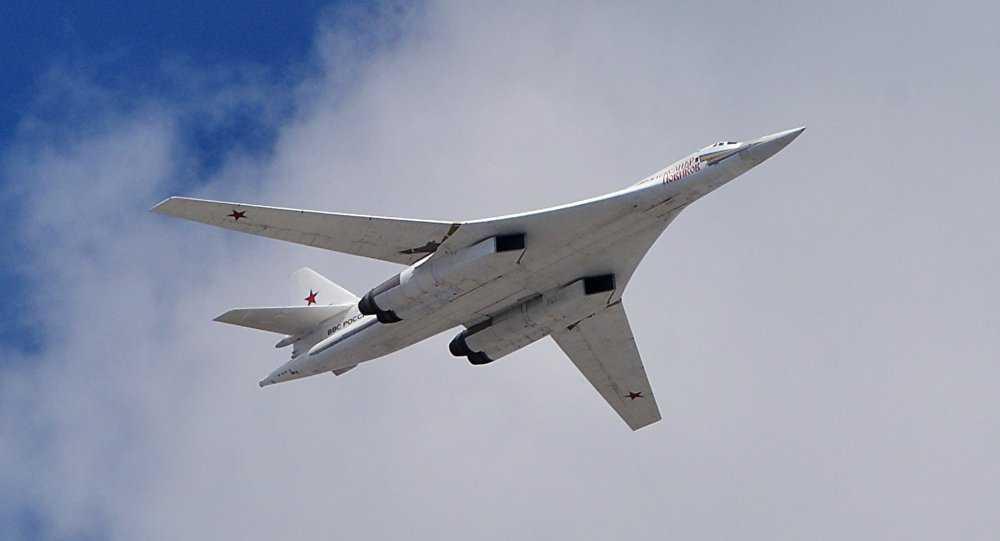 Máy bay ném bom chiến lược Tu-160
