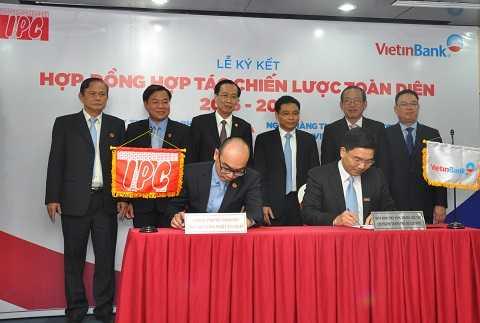 VietinBank TP.HCM và Công ty Tân Thuận IPC ký Hợp đồng nguyên tắc tài trợ gói trái phiếu 2.000 tỷ đồng