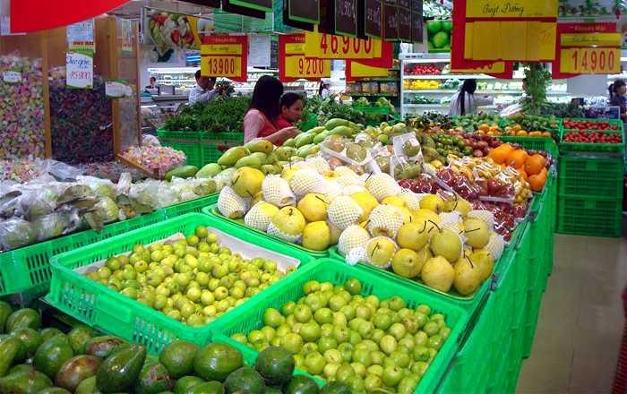Nhu cầu về nông sản sạch đang rất lớn tại Việt Nam