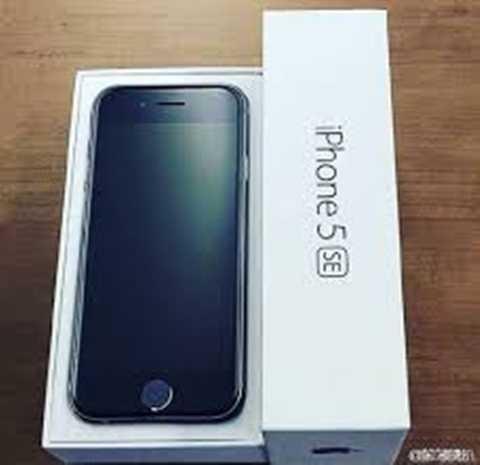 iPhone 5SE rò rỉ trong hộp đựng?