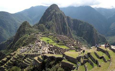 Khu di tích Machu Picchu là một trong bảy kỳ quan thế giới, thu hút đông đảo du khách tới đây tham quan