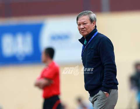 Ông Hải có cái nhìn rất thấu đáo về bóng đá Việt Nam (Ảnh: VSI)