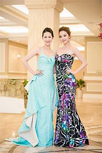 Jennifer Phạm giữ vai trò khách mời, còn Dương Thùy Linh đảm nhiệm vị trí MC.