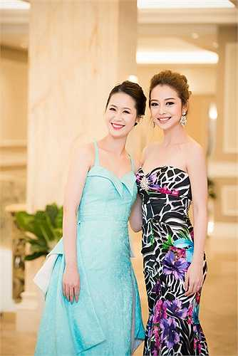 Vẻ sexy của Jennifer Phạm.