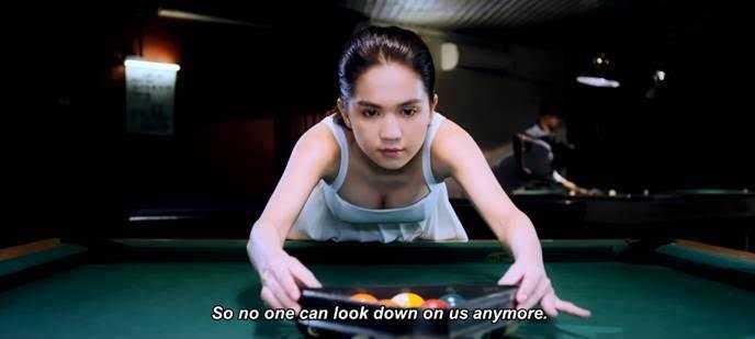 Bộ phim xây dựng chân thực cuộc sống của Ngọc Trinh