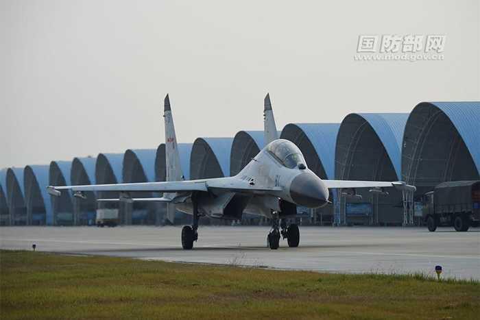 Chiến cơ J-11 của Trung Quốc