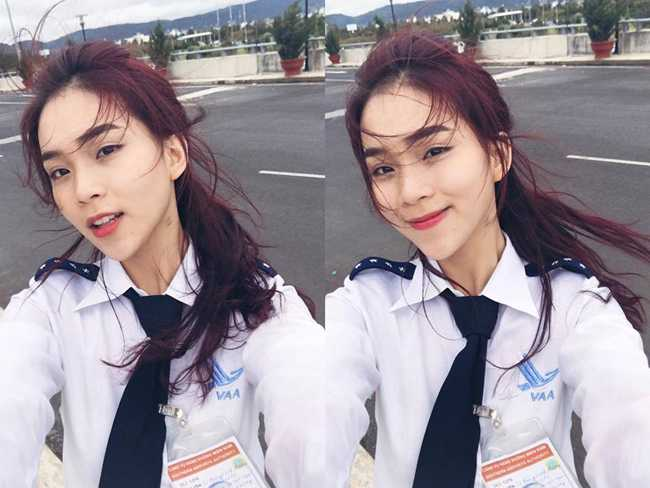 Nữ sinh hàng không Phương TiTi
