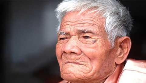 Cụ ông, 88 tuổi, cái giỗ chung, liệt sỹ Gạc Ma, Quảng Bình
