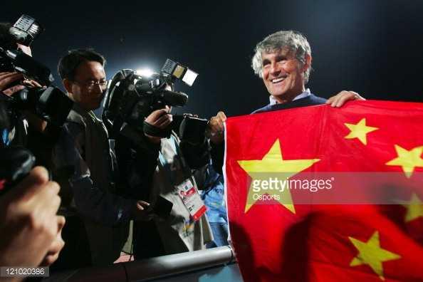 Phù thủy Bora Milutinovic thất bại với bóng đá Trung Quốc