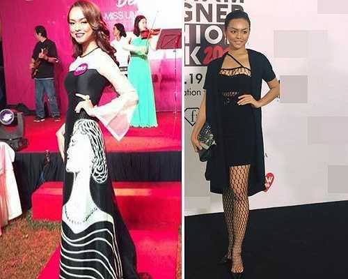 Quỳnh Mai 'biến hóa' với hai phong cách: Độc đáo và gợi cảm tại hai sự kiện khác nhau