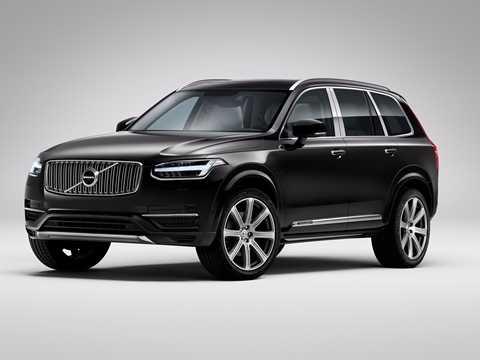 noi that dang cap tren mau suv sang chanh nhat cua volvo 0 Mẫu SUV hạng sang Volvo XC90 2016 có nội thất như thế nào?