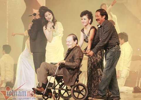 Lần cuối cùng Thanh Tùng trên sân khấu là vào năm 2008