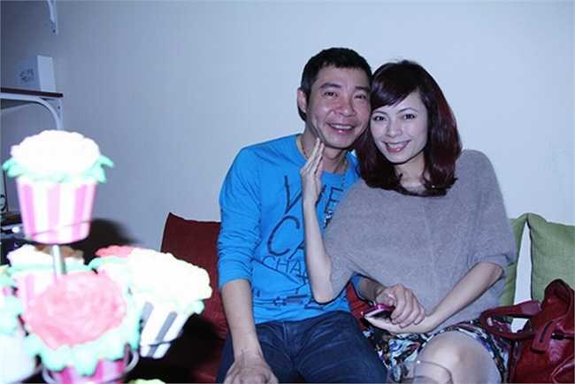 Sau 2 cuộc hôn nhân đổ vỡ, Tuệ Minh hiện đang là người phụ nữ bên cạnh danh hài Công Lý.