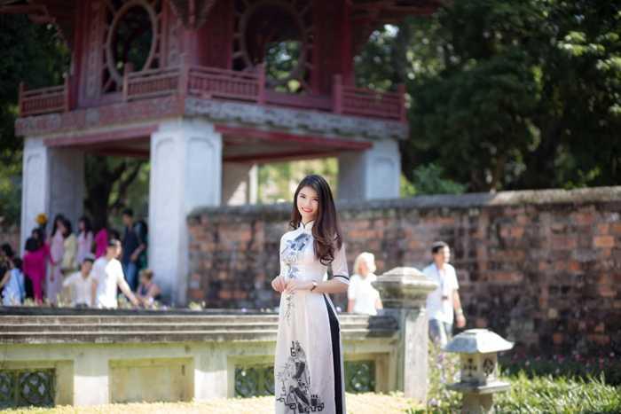 Nữ sinh Đoàn Quỳnh Nga