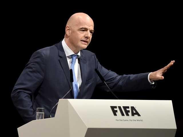 Chủ tịch FIFA - Gianni Infantino