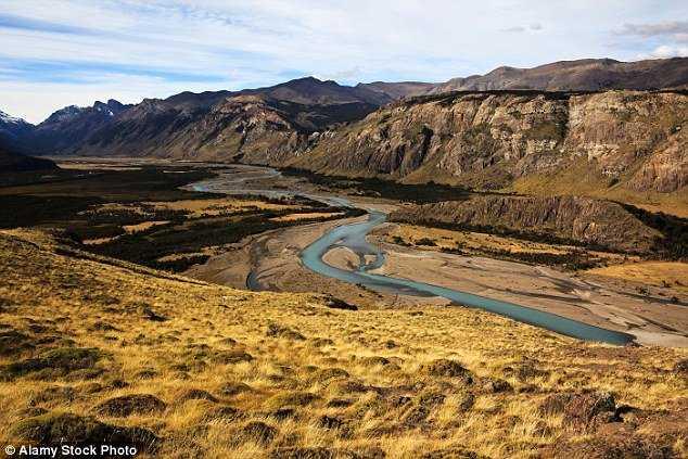 Patagonia là địa điểm lý tưởng để xây xựng trạm không gian.
