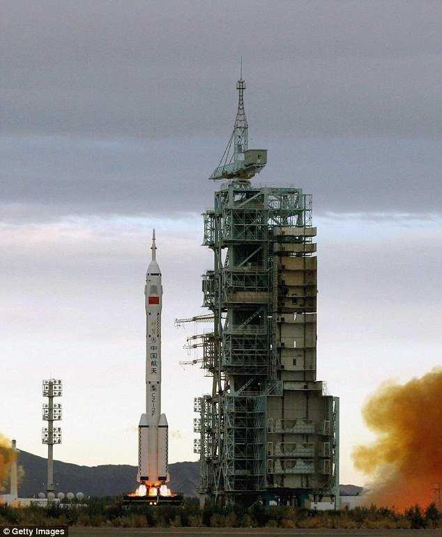 Trung Quốc nói rằng, trạm không gian hoàn toàn phục vụ mục đích dân sự.