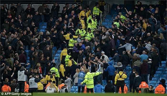 Một trận derby rất buồn của Man City