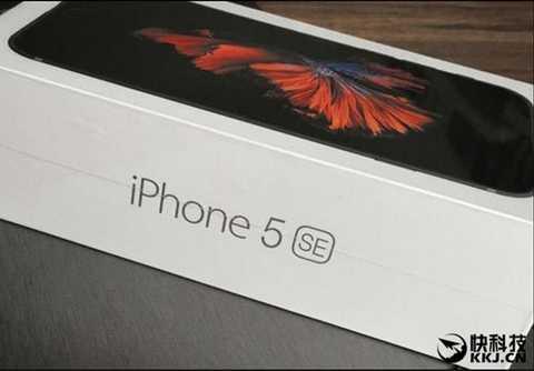 Chiếc hộp của iPhone 5se bị rò rỉ trên nhiều trang thông tin về công nghệ. Sản phẩm 4 inch này được cho là sẽ ra mắt trong sự kiện tháng 3 của Apple.