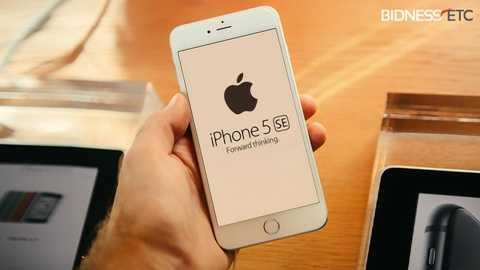 công nghệ cảm biến vân tay (Touch ID) và ính năng thanh toán điện tử (Apple Pay) sẽ có trên iPhone 5se nhưng màn hình cảm biến lực 3D Touch thì không