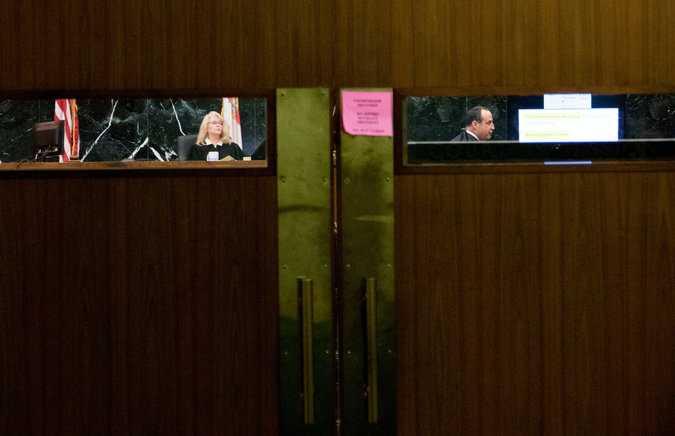 Phiên tòa xử vụ Hul Hogan