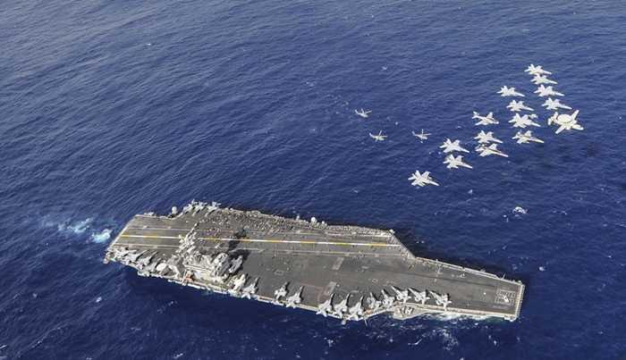 Đội máy bay của USS Nimitz